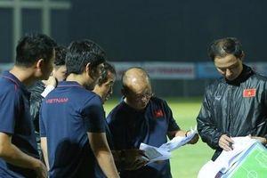HLV Park do thám Thái Lan, tìm nơi 'luyện công' cho U22 Việt Nam