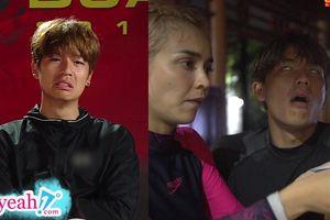 Trần Quốc Anh - Chàng trai vàng trong làng biểu cảm với loạt khoảnh khắc 'bá đạo' tại 'Cuộc đua kỳ thú 2019'