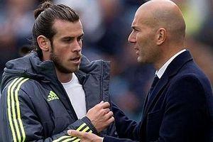 Gareth Bale bị HLV Zidane tung đòn trừng phạt chưa từng có