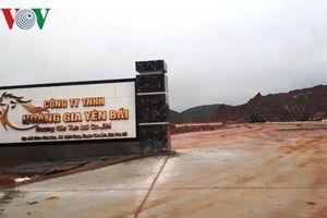 Yên Bái phạt Công ty TNHH Hoàng Gia gần 1 tỷ đồng do vi phạm đất đai