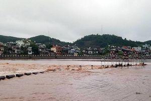 Bão Wipha đổ bộ Quảng Ninh, Bắc bộ phòng mưa lớn gây ngập lụt, lũ quét