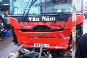 Buổi sáng định mệnh của 4 nạn nhân bị xe khách tông chết