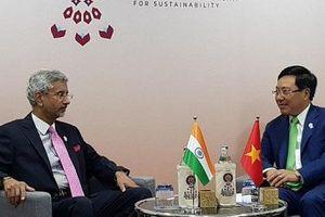 Ấn Độ mong muốn tiếp tục hợp tác về dầu khí với Việt Nam trên Biển Đông