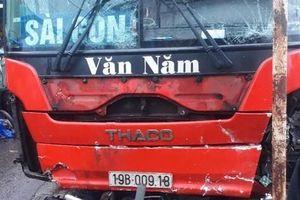 Vụ xe khách tông 4 người chết ở Gia Lai: Bất ngờ mất dữ liệu hành trình
