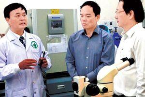 Đẩy nhanh tiến độ giải phóng mặt bằng cho ĐH Quốc gia TPHCM