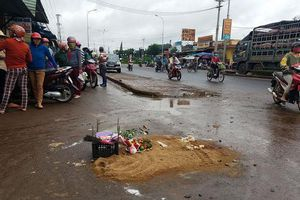 Vụ xe khách lao vào chợ tông chết 4 người ở Gia Lai: Bất ngờ mất dữ liệu hành trình trước khi tai nạn