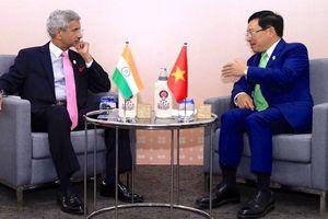 Ấn Độ mong muốn tiếp tục hợp tác dầu khí với Việt Nam trên Biển Đông
