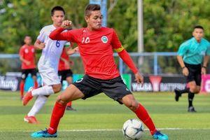 Tuyển U.15 Việt Nam chống lại đội bị nghi gian lận tuổi ở Giải Đông Nam Á