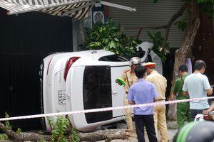 Vụ ô tô 'điên' lao lên vỉa hè ở Quy Nhơn: Một nạn nhân tử vong