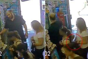 Nhóm nữ quái dàn cảnh móc túi khách trong cửa hàng