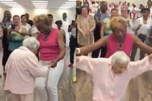 Cụ bà 107 tuổi bật mí bí kíp sống lâu: Không bánh ngọt, không soda