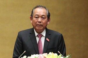 Phó Thủ tướng Trương Hòa Bình sẽ tham gia ngày hội Hiến máu cứu người