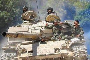Chiến sự Syria: Ngoan cố không chịu rút khỏi vùng phi quân sự, phiến quân lĩnh đủ 'đòn thép' của quân đội Syria