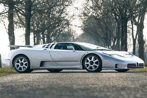 Huyền thoại Bugatti EB110 sắp có 'người thừa kế' 9 triệu USD