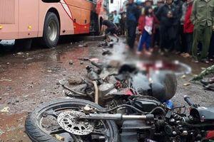 Vụ xe khách lao vào chợ làm 5 người thương vong ở Gia Lai: Tài xế âm tính với ma túy
