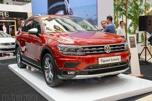 Những khác biệt trên Volkswagen Tiguan Allspace Luxury so với bản tiêu chuẩn