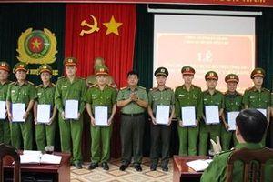 Hà Giang điều động Công an chính quy đảm nhiệm chức danh Công an xã