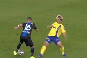 Clip: Công Phượng 'trình diễn' ở trận Club Brugge 6-0 Sint-Truidense