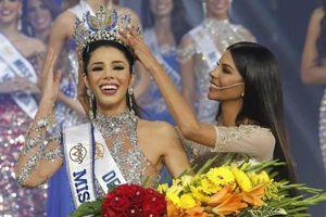 Tân Hoa hậu Venezuela 2019 bị chê già và kém xinh sau khi đăng quang