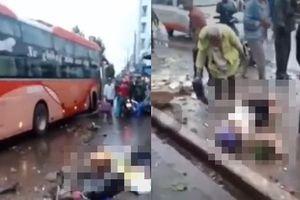 Xe khách đâm vào chợ, 5 người thương vong ở Gia Lai: Xác định danh tính các nạn nhân