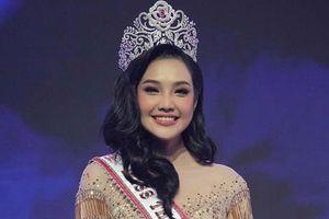 Nhan sắc 9X Thái Lan là đối thủ của Lương Thùy Linh ở Miss World 2019