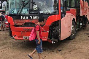 Xe khách mất dữ liệu giám sát hành trình trước khi tông chết 4 người