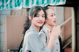 Nhan sắc đời thường đáng yêu ở tuổi 19 của Á hậu Kiều Loan
