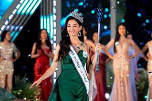 Hoa hậu Thế giới Việt Nam 2019 xướng tên Lương Thùy Linh