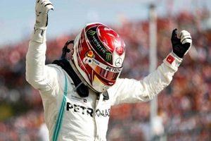 Rượt đuổi gay cấn, Hamilton thắng kịch tính ở GP Hungary