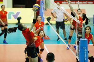 Tội nghiệp bóng chuyền Việt Nam