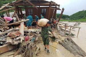 Triển khai toàn lực tìm người mất tích tại Thanh Hóa