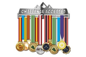 Giá treo huy chương XANH Sport