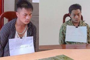 Hai anh em mua 6 bánh heroin từ Lào về Việt Nam tiêu thụ