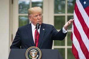 Tổng thống Mỹ: Trung Quốc đang trả cho chúng tôi hàng chục tỷ USD