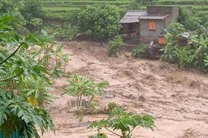 Lũ quét làm 24 người huyện Quan Sơn và Mường Lát (Thanh Hóa) 'mất tích'