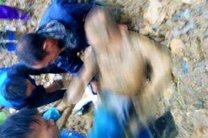 Tìm thấy thi thể Trưởng Công an xã hy sinh khi di tản người dân