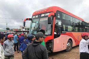 Thông tin mới nhất về vụ tai nạn xe khách khiến 5 người thương vong ở Gia Lai