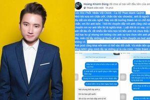 Phan Mạnh Quỳnh bị tố quỵ tiền, vô ơn nhưng lại được dân tình bênh vực vì lý do 'tiền hậu bất nhất' của chủ nợ