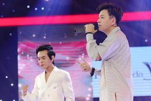 Khán giả ngất ngây khi nghe Ngô Kiến Huy song ca ngọt lịm cùng 'hot boy kẹo kéo'