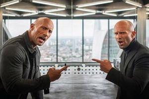 Giải mã đoạn kết hài hước của bom tấn 'Fast & Furious: Hobbs & Shaw'