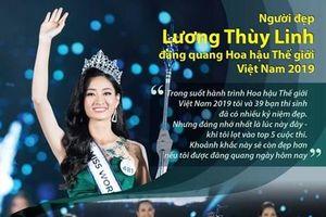 Miss World Việt Nam thuộc về người đẹp đến từ Cao Bằng