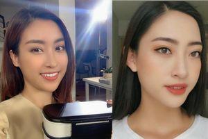 Soi nhan sắc tân hoa hậu Miss World Việt Nam 2019 Lương Thùy Linh, vừa đăng quang đã là bản sao của Đỗ Mỹ Linh