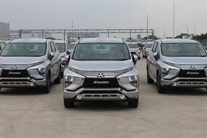 MPV cỡ nhỏ nhập khẩu từ Indonesia: Xpander được ưa chuộng hơn Avanza