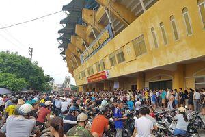 Nam Định và điểm tựa sân nhà Thiên Trường trước 'đại chiến' với HAGL