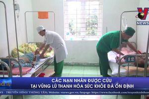 Thanh Hóa tìm thấy 5/18 nạn nhân bị nước lũ cuốn trôi