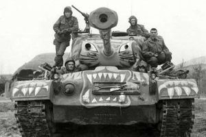 Những bức ảnh tư liệu về chiến tranh Triều Tiên (tiếp theo)