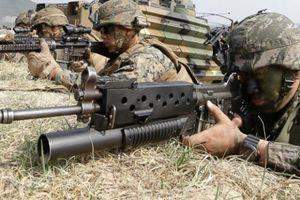 Hàn Quốc và Mỹ bắt đầu tập trận chung bất chấp cảnh báo của Triều Tiên