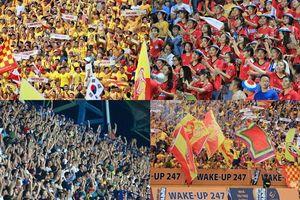 Sân Thiên Trường mở hội trong ngày Nam Định hòa kịch tính HAGL