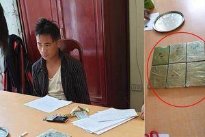 Hai anh em ruột mua 6 bánh heroin từ Lào về Việt Nam tiêu thụ