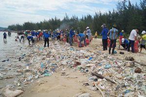 Quảng Ngãi: Ra quân thực hiện Dự án 'Tử tế với Sa Cần'